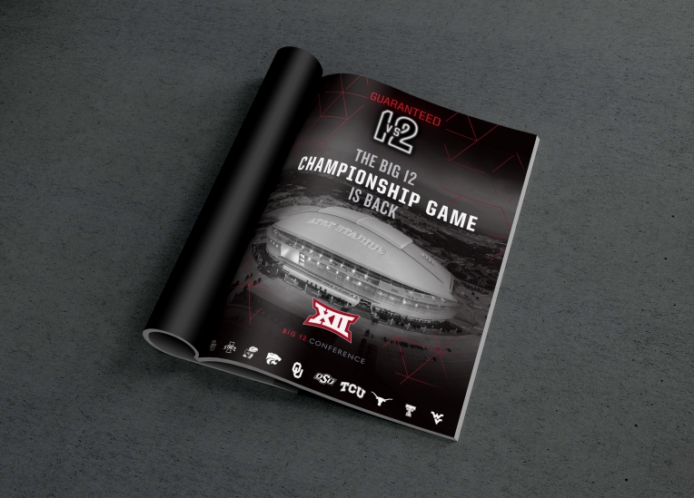 Big 12 Chamionship Program Ad