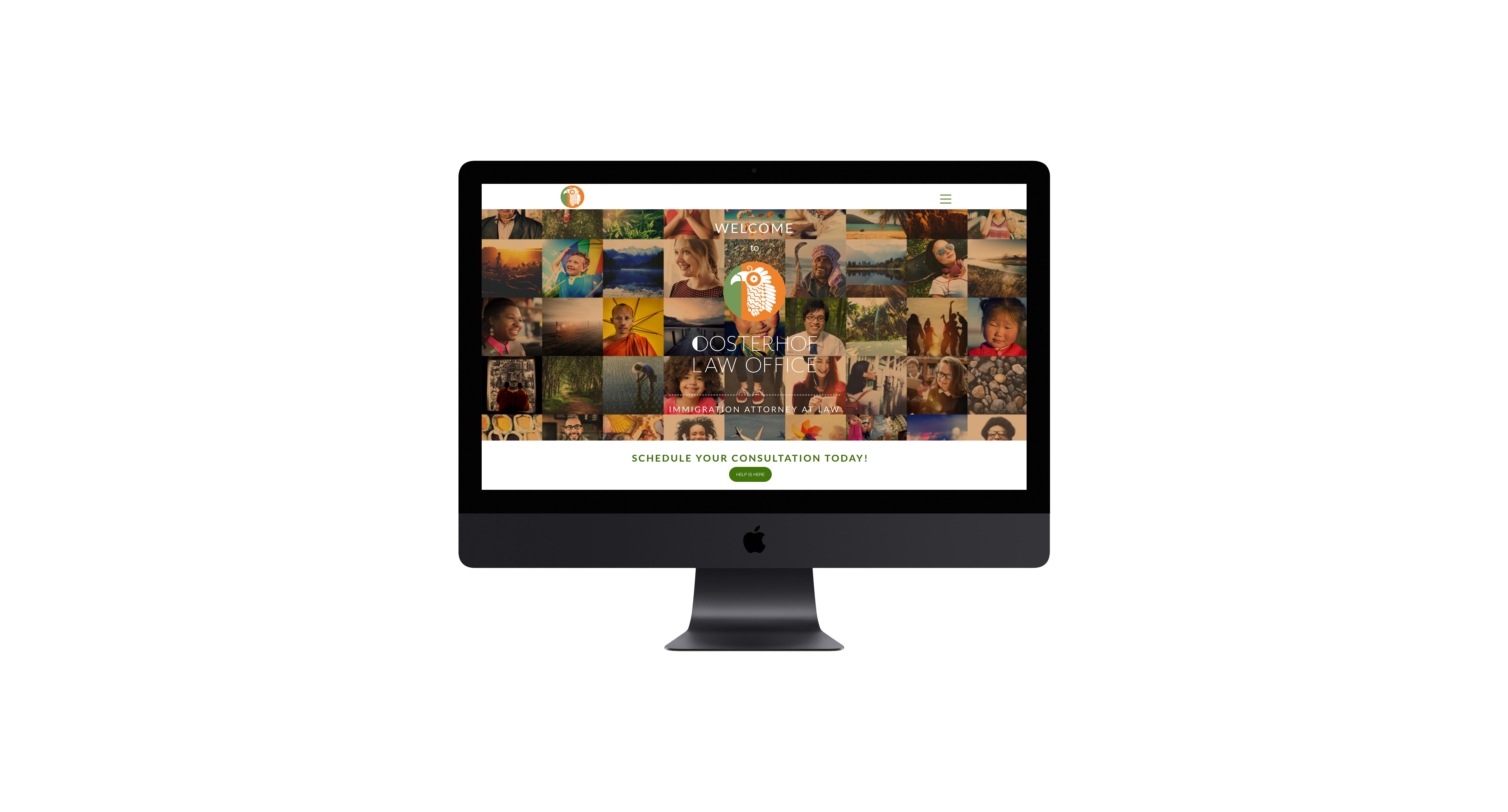 Oosterhof Law Office Website