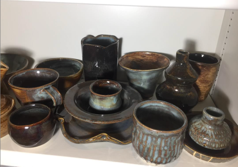 Yva Barbour Pottery